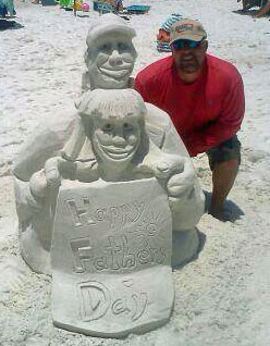 Happy Father's Day from Sand Odyssey!